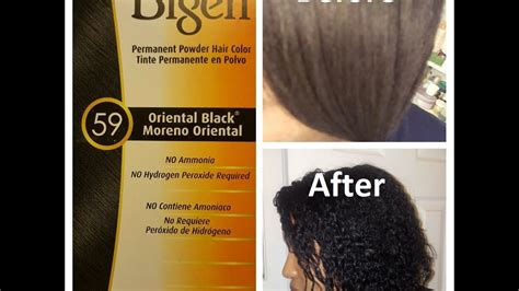 bigen hair color bigen permanent hair color review