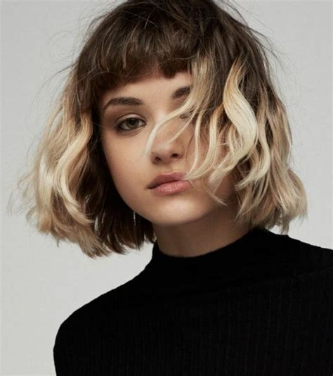 Coupe Tendance Femme by Id 233 E Tendance Coupe Coiffure Femme 2017 2018 Ombr 233