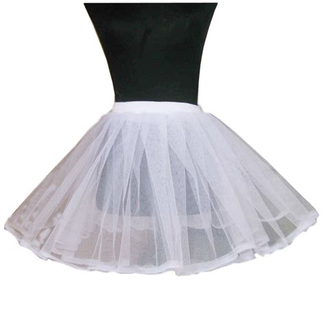 a line hoopless bridal wedding gown tulle skirt petticoat