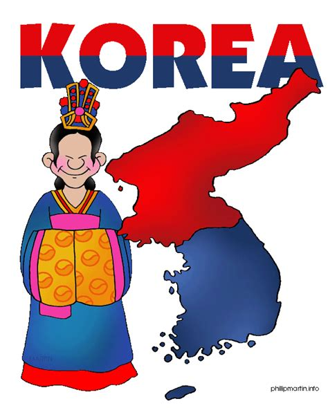 clipart korean korea clipart