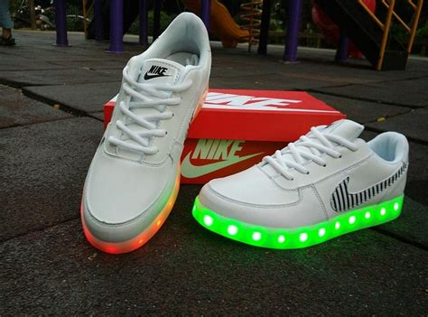 light up nike shoes for wholesale 1 1 quality nike led shoes light shoes nike air