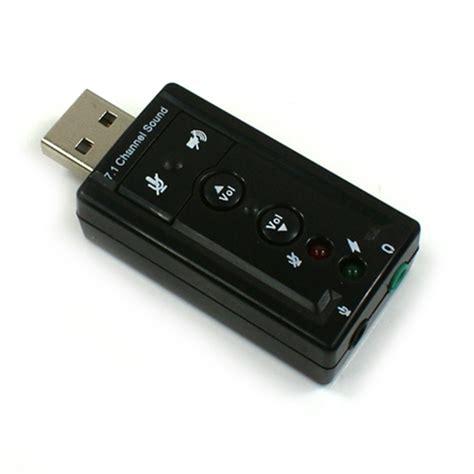 K04 Usb 71 Channel Sound Card Usb External Adapter Portable M black 7 1 channel usb sound card mic speaker 3d external sound cards sound card adapter for