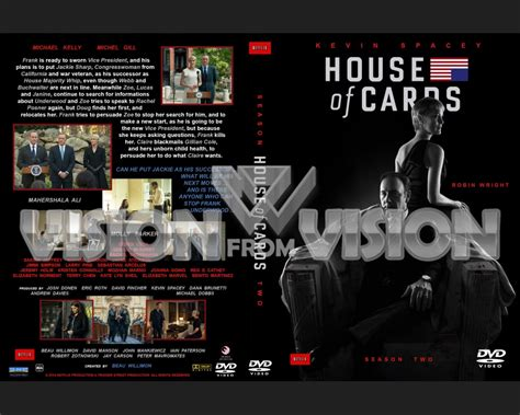 season 2 house of cards house of cards season 2 dvd cover www imgkid com the image kid has it