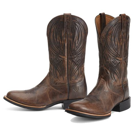 mens western boots on sale ariat s quantum pro western boots
