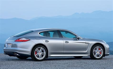 Porsche Panamera 2010 by Car And Driver