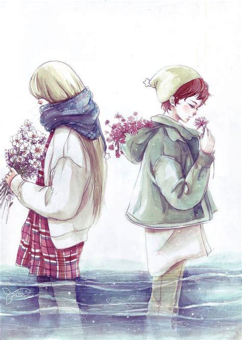 anime boy ulzzang http nhienan deviantart say something 428710129