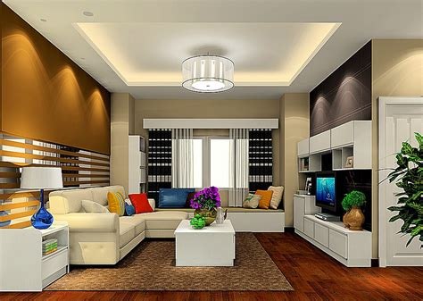 ceiling light for living room modern living room with round ceiling light