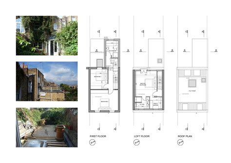 home extension design plans architect designed house extension hammersmith fulham w14