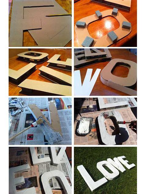 como decorar letras en papel c 243 mo decorar letras 14 s 250 per ideas para empezar ya