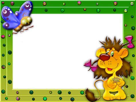 imagenes infantiles png gratis marcos png para ni 241 os marcos para fotos png lizzelly