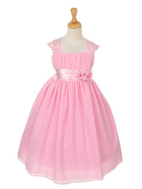 Pink Flower Dress pink flower dresses bridesmaid dresses