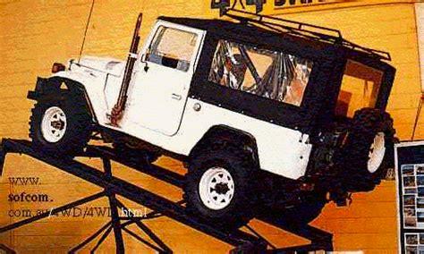 Radio Tuner Hardtop Fj40 Bj40 1978 toyota land cruiser