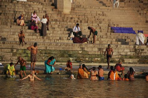 the sacred ganges follow green living