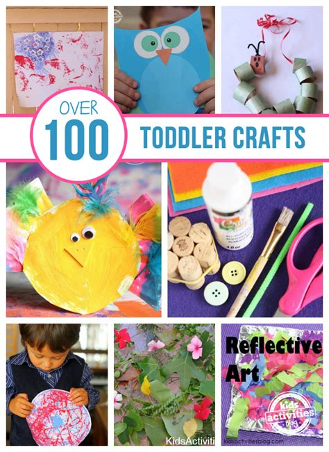 projects toddlers 100 toddler crafts