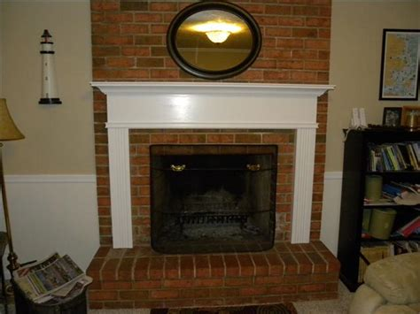 wall wood fireplace mantel ideas interior home