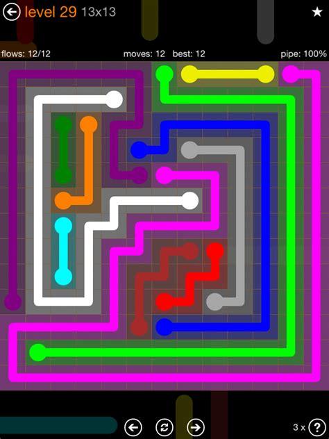 flow free flow free solutions 199 246 z 252 mleri jumbo pack 13x13