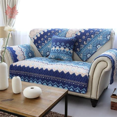 blue sofa slipcovers decorating sectional slipcovers with blue sofa design and
