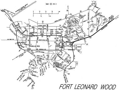 fort leonard wood housing fort leonard wood graduation information maps