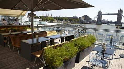 top ten bars in london top 10 best bars on the river thames in london