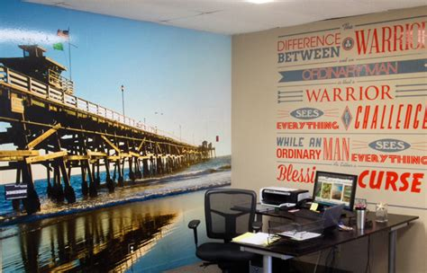 Best Uses for Office Wall Murals in Irvine CA