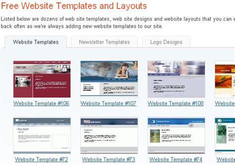 Modelli Template E Siti Web Pronti E Gratis Mobiletek Blog Freecsstemplates Org Templates