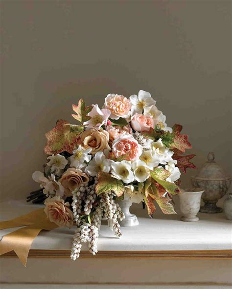 Wedding Floral Arrangements by Classic Wedding Floral Arrangements Martha Stewart Weddings