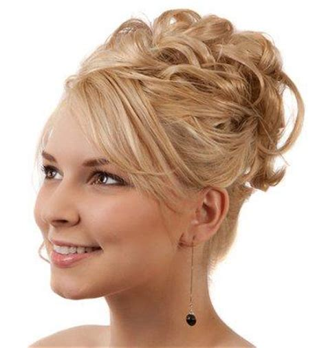 Wedding Hairstyles Updos Bridesmaids by Bridesmaid Hairstyles Lovetoknow
