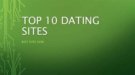 Top 10 Free Dating by Top 10 Dating Best Top Free Dating