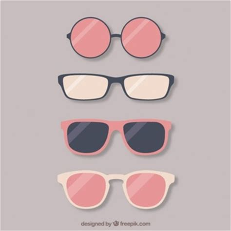 Kacamata Big Frame Simple Design Raf65c sunglasses vectors photos and psd files free