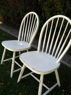 1000 images about painted vintage dining chairs on