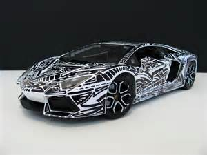 Sharpie Lamborghini Gallardo Pinstripe Chris Sharpie Lamborghini Aventador For