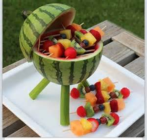 watermelon grill food ideas pinterest