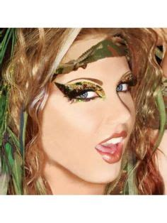 a professional makeup artist to camouflage a scalp scar army makeup on pinterest military costumes glitter eye