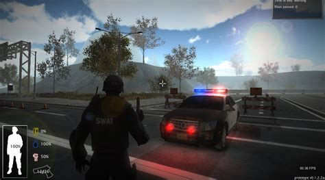 car mod game pc police tactics new car new actions news indie db