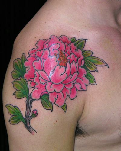 peonies tattoo peony tattoos designs ideas and meaning tattoos for you