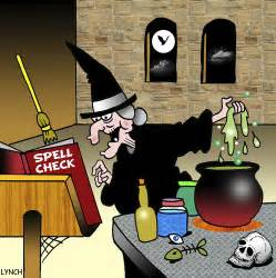 Unique Cooking Gadgets Spell Check By Toons Education Amp Tech Cartoon Toonpool
