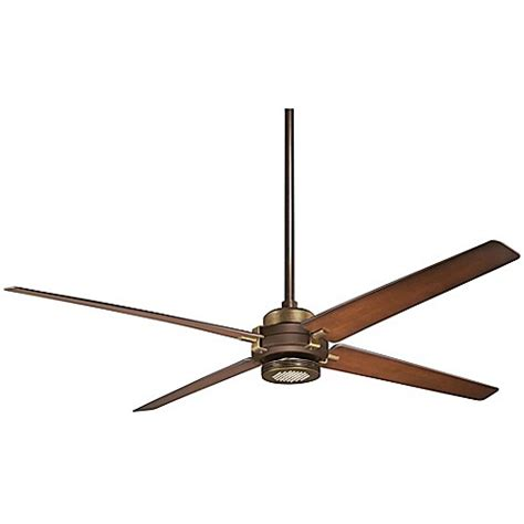 buy minka aire 174 spectre 60 inch ceiling fan in rubbed