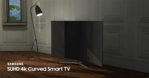 suhd  curved smart tv  littledica  mod  sims
