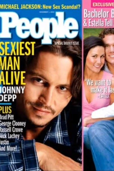 30 Best Peoples Sexiest Man Alive Covers Images On Pinterest Magazine Covers People Magazine Sexiest Alive Magazine Cover Template