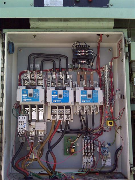 Electrical Cabinet by Electrical Cabinet Of 200hp Industrial Air Compressor See