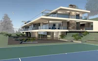 casa federer federer se construye una mansi 243 n de lujo en z 250 rich pisos