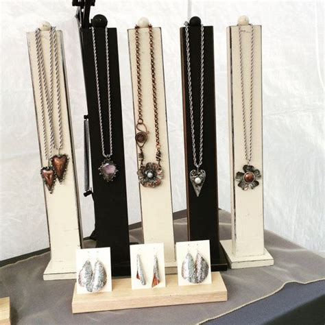 how to make jewelry stands and displays 3912 best images about jewelry display and storage