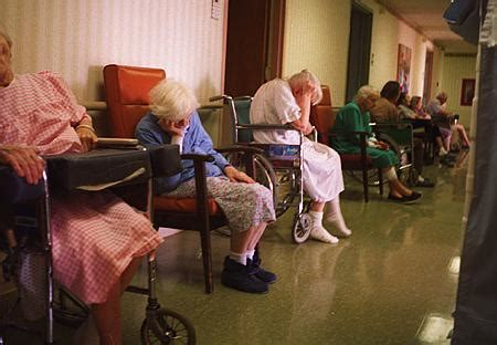 in nursing homes sociology age retirement homes