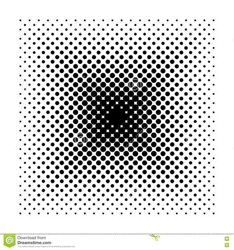 dot pattern multiple square shapes vector square halftone geometric shapes dot minimal