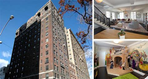 Louise Is Back On The Market by Digs Louise Puts Nyc Duplex Apartment