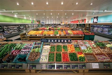 supermarket layout and marketing morrisons rejigs marketing team and revs store format