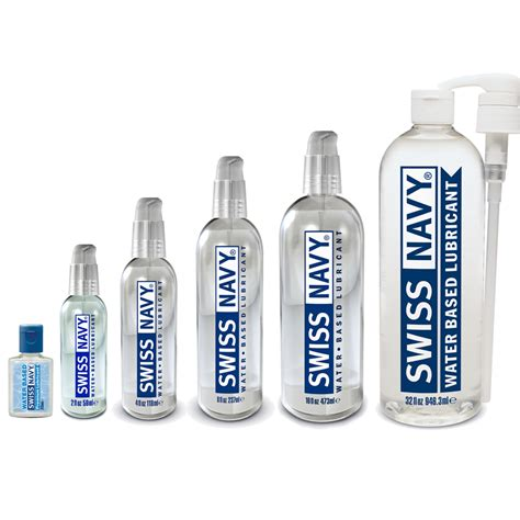 Swiss Navy Sn8303 Original 1 swiss navy original water based lube personal
