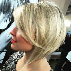 hair images inverted bob age 40 40 banging blonde bob and blonde lob hairstyles