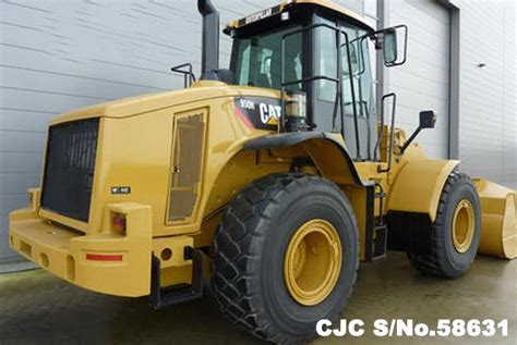 used caterpillar wheel loader 950h for sale 2006 model