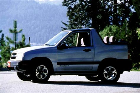 chevy tracker 2014 1999 04 chevrolet tracker consumer guide auto